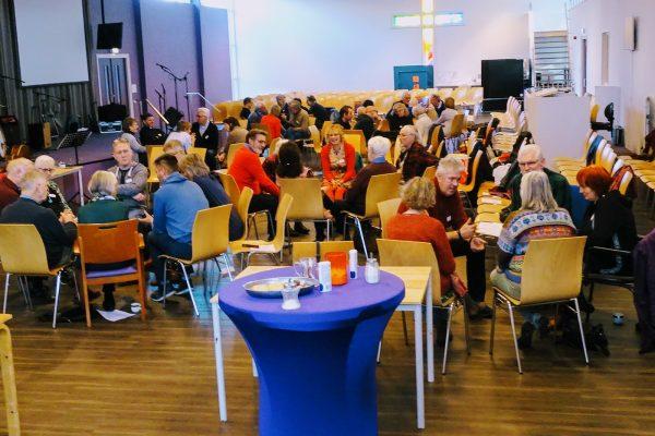 Verslag van de dag: Vrienden van Frans Horsthuis op 18 januari 2020 in Ede.